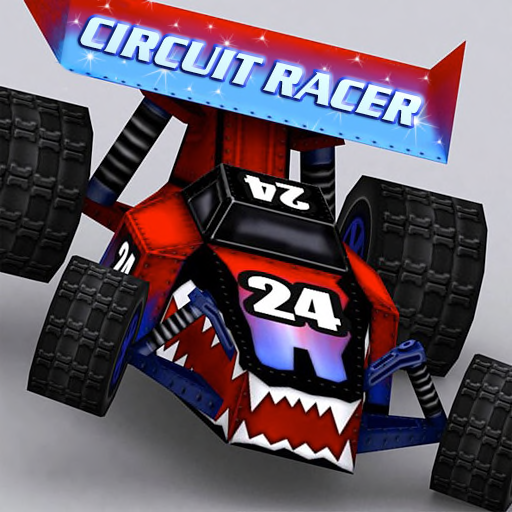 Logo for Circuit Racer