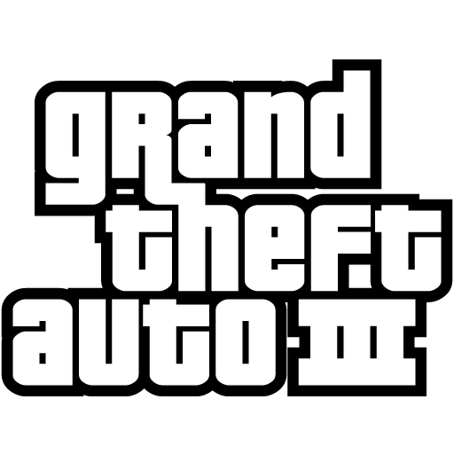 Logo for Grand Theft Auto 3