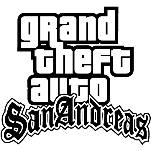 Logo for Grand Theft Auto: San Andreas