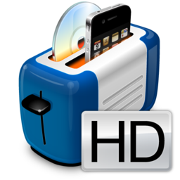 Logo for Toast High-Def/Blu-ray Disc Plug-in