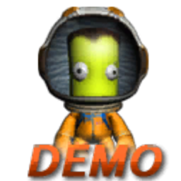 Logo for Kerbal Space Program