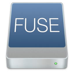 Logo for FUSE for macOS