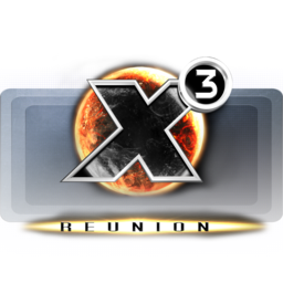 Logo for X3: Reunion