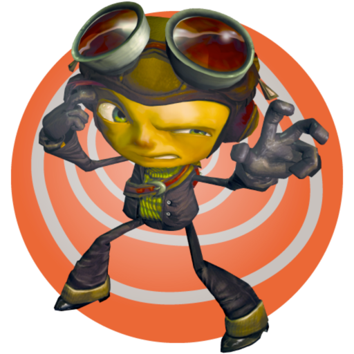 Logo for Psychonauts