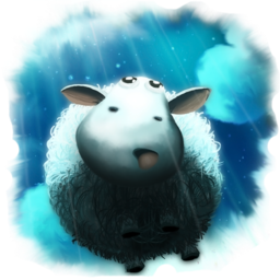 Logo for Running Sheep