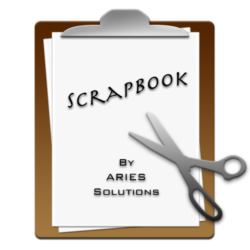 Logo for Scrapbook