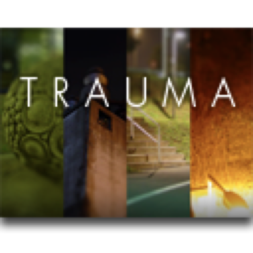 Logo for TRAUMA