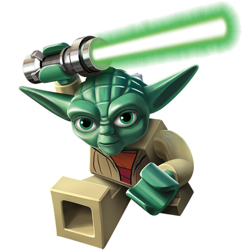 Logo for LEGO Star Wars III: The Clone Wars