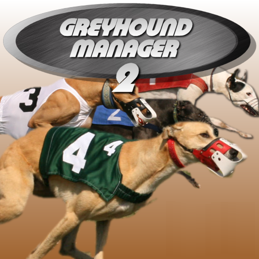 Logo for Greyhound Manager 2