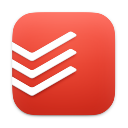 Logo for Todoist