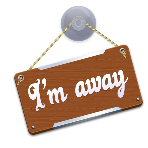 Logo for I'm Away