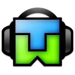 Logo for TuneWiki Lyrics + Music
