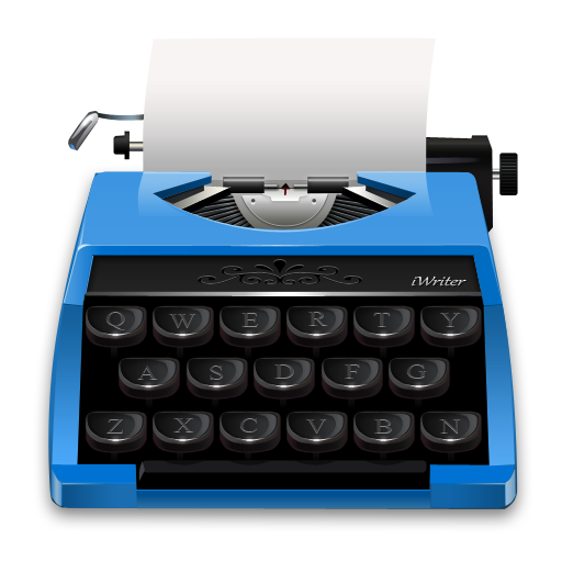 Logo for iWriter