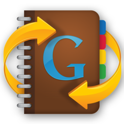 Logo for Contacts Sync for Google Gmail