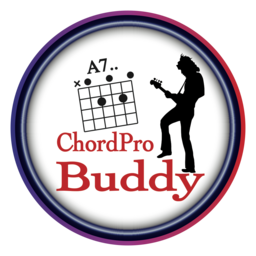 Logo for ChordPro Buddy