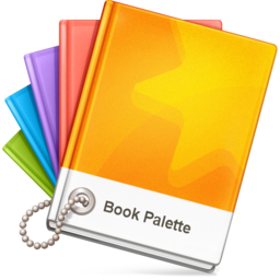 Logo for Book Palette