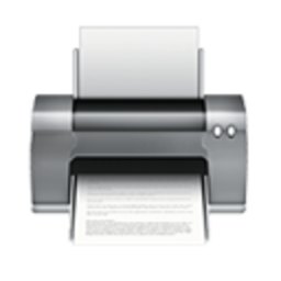 Logo for InfoPrint Printer Drivers for OS X