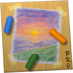 Logo for iPastels Pro