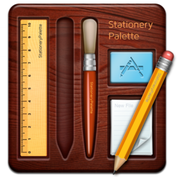 Logo for StationeryPalette