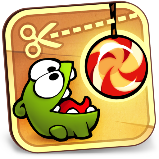 Logo for Cut the Rope