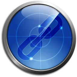 Logo for Link Radar
