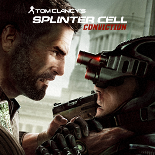 Logo for Tom Clancy's Splinter Cell Conviction