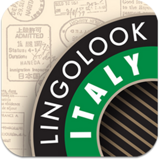 Logo for Lingolook Italian