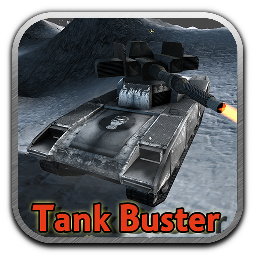 Logo for Tank Buster