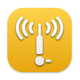 Logo for WiFi Explorer