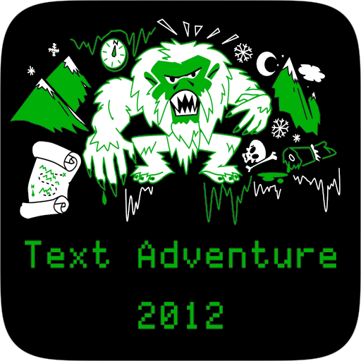 Logo for Text Adventure 2012