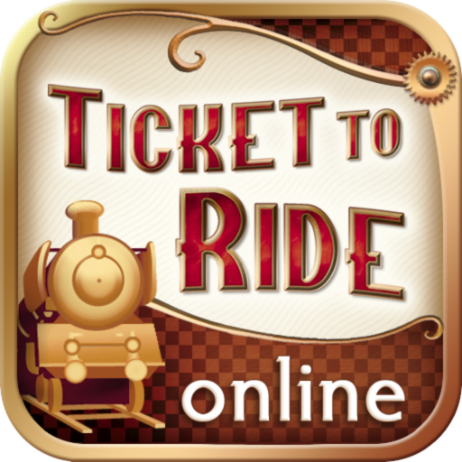 Logo for Ticket to Ride