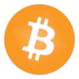 Logo for Bitcoin