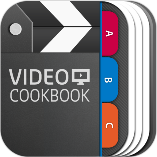 Logo for The Video Cookbook
