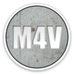 Logo for MKV2M4V