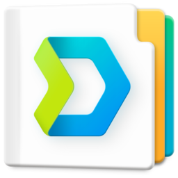 Logo for Synology Drive