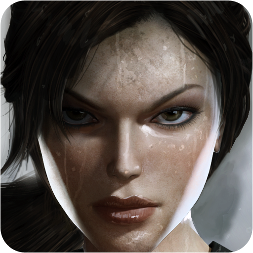 Logo for Tomb Raider: Underworld