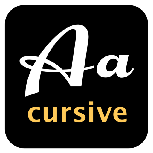 Logo for Cursive Font Kit