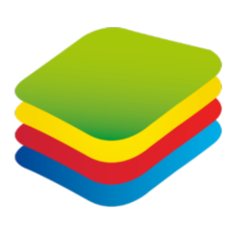 Logo for BlueStacks App Player