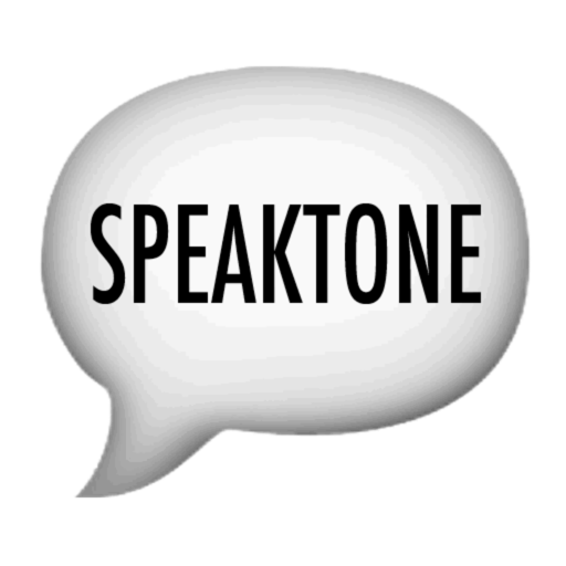 Logo for Speaktone