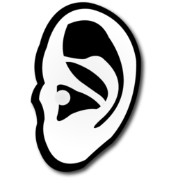 Logo for Lend Me Your Ears