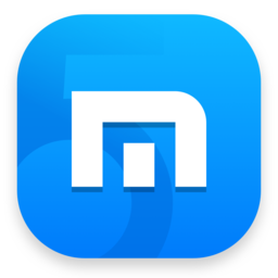 Logo for Maxthon