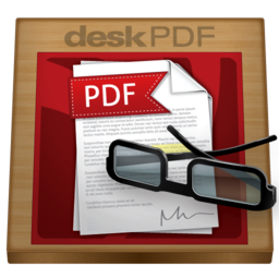 Logo for Docudesk PDF Reader