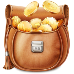 Logo for MoneyBag