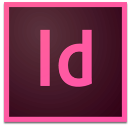 Logo for Adobe InDesign CC 2018