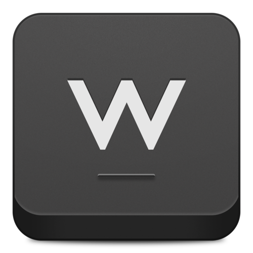 Logo for Writedown