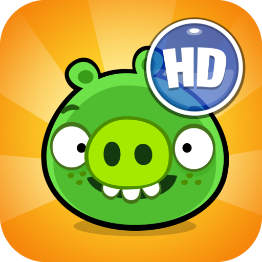 Logo for Bad Piggies