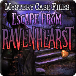 Logo for Mystery Case Files: Escape From Ravenhurst