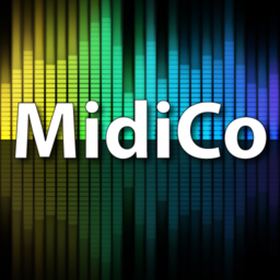 Logo for MidiCo