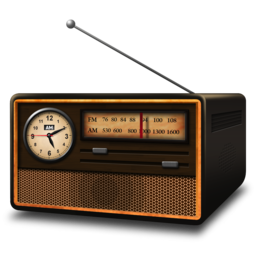 Logo for Radio Clock