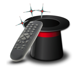 Logo for Magic Remote Server